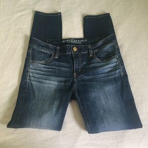 American Eagle Jegging Skinny Jeans Size 10